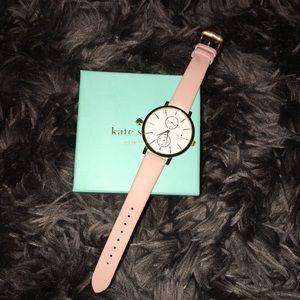 Kate Spade Pink Watch
